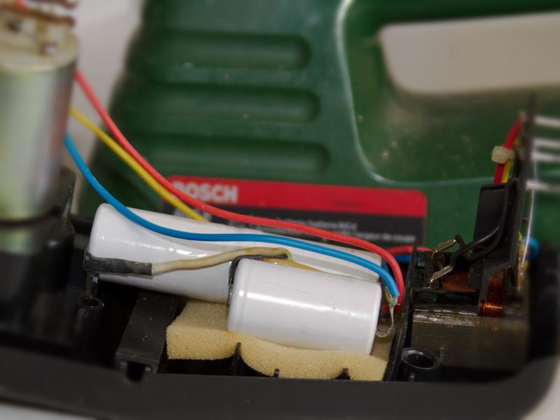 Bosch AGS8 Akkutausch