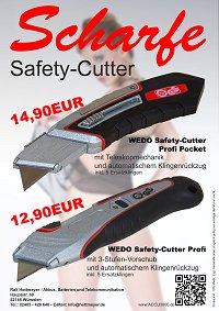 WEDO Safety-Cutter