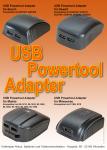 Sila Powertool-Adapter
